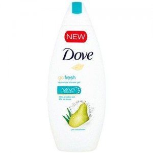 Dove Go Fresh gruszka, aloe vera żel 250 ml