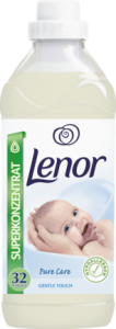 Lenor Pure Care Gentle Touch na 32 prania - 800 ml