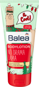 Balea No Drama Lama balsam do ciała 200 ml