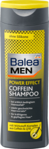 Balea Men Power Effect szampon z kofeiną 250 ml