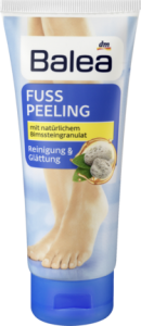 Balea peeling do stóp z witaminą E 100 ML