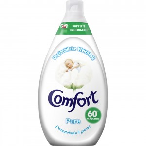Comfort Pure płyn do płukania 60 pr - 900 ml