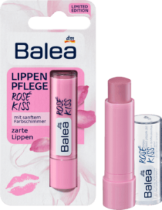 Balea pomadka ochronna do ust rose kiss 4,8 g