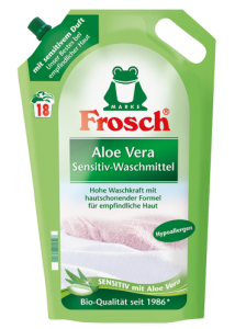 Frosch Aloe Vera Sensitiv żel do prania 1,8 L