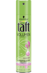 Taft Volumen Ultra Stark 4 lakier - 250 ml