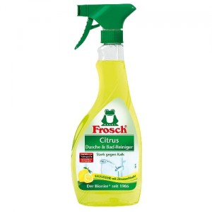 Frosch Citrus Dusche & Bad-Reiniger do kabin 500ml