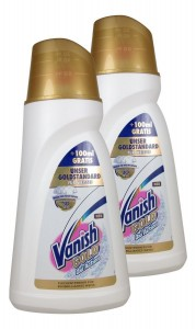 Vanish Gold Oxi Action do białego - 1 L
