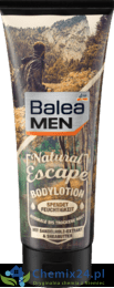 Balea Men Natural Escape balsam do ciała 250 ml