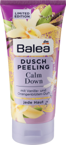 Balea Calm Down peeling pod prysznic 200 ml