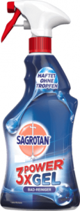 Sagrotan Bad-Reiniger Power 3 x Gel 500 ml Neu