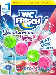 WC FRISCH Hawaii Sensation zawieszka do wc 50 g