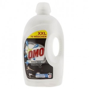 Omo Black Fresh żel do czarnego 70 prań - 4,9 L