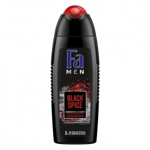 Fa Men Black Spice żel o zapachy cedru 250 ml