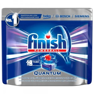 Finish Quantum tabletki do zmywarki 18 szt