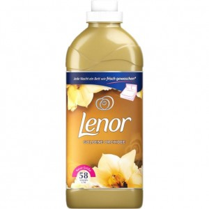 Lenor Goldene Orchidee 58 prań - 1,74 L