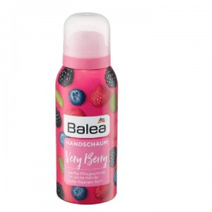 Balea Very Berry krem pianka do rąk 100 ml