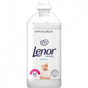 Lenor Sensitiv 62 prania płyn do płukania 1, 86 L