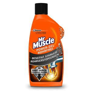 Mr. Muscle Drano żel do rur 500 ml