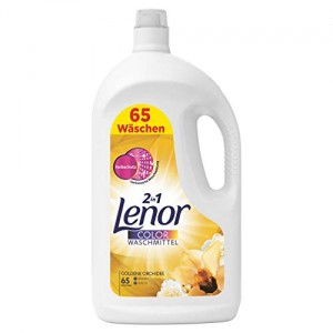 Lenor Color Orchidee żel 65 prań- 3575 ml nowość