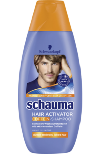 Schauma Hair Activator Coffein 400 ml