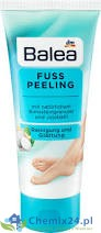 Balea Fuss Peeling do stóp z witaminą E 100 ml