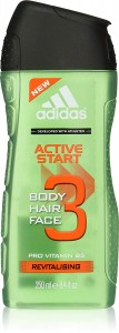Adidas Active Start żel pod prysznic 250 ml