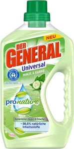 Der General Pro Nature mięta, ogórek 750 ml