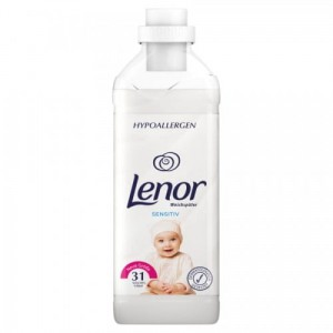 Lenor Sensitiv płyn do płukania 31 prań - 930 ml