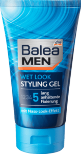 Balea Men Wet Look 5 żel do włosów - 150 ml