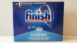 Finish Powerball Classic tabletki do zmywarki 32