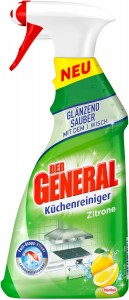 Der General Zitrone spray do kuchni 500 ml