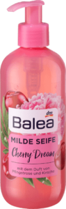 Balea Cherry Dream piwonia z wiśnią mydło 300 ml