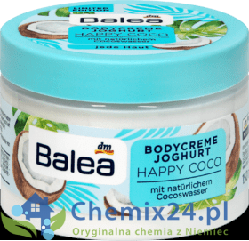 Balea Joghurt Happy Coco krem do ciała 150 ml