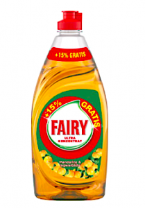 Fairy Ultra Mandarine płyn do naczyń 520 ml