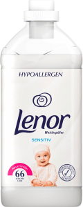 Lenor Sensitiv Hypoallergen do płukania 66pr 1,98L