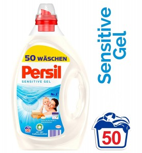Persil Sensitive Gel Mandelmilch 50 prań - 2,5 L
