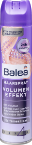 Balea Volume Effect lakier do włosów - 300 ml
