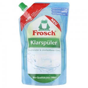 Frosch Klarspuler nabłyszczacz do zmywarki 750 ml
