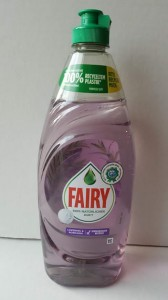 Fairy Lavendel & Rosmarin do naczyń 625 ml