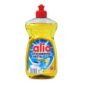 Alio Ultra Lemon płyn do naczyń 500 ml