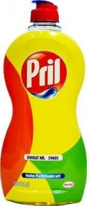 Pril Unikat Citrus płyn do naczyń 500 ml