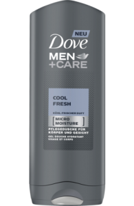 Dove Men Care Cool Fresh pod prysznic 250 ml