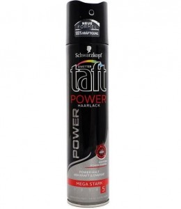 Taft Power Koffein Mega Stark 5 lakier 250 ml