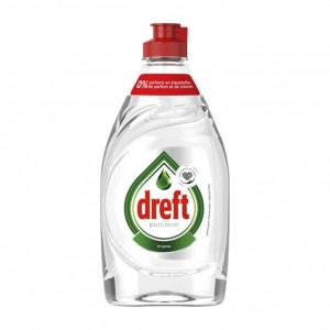 Dreft Original PurClean płyn do naczyń 383 ml BE