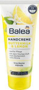 Balea Buttermilk & Lemon krem do rąk 100 ml