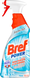 Bref Power Bakterien & Schimmel 750 ml Neu