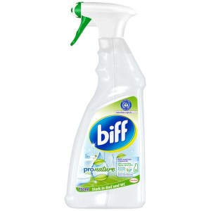 Biff Pronature spray do łazienki, wc 750 ml