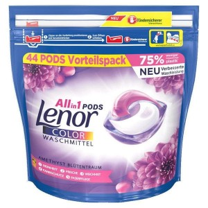 Lenor All in 1 Pods Color Ametyst kapsułki 44 szt