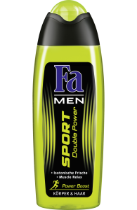 Fa Men Sport Double żel pod prysznic - 250 ml