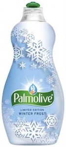 Palmolive winter frost płyn do naczyń 500 ml
